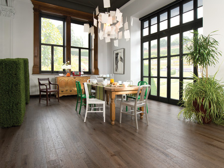 Examining This Year's Flooring Trends