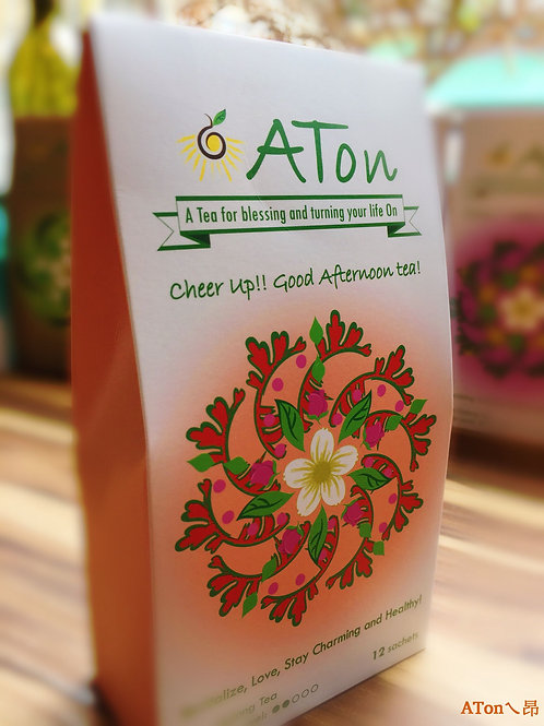 Afternoon tea 下午茶