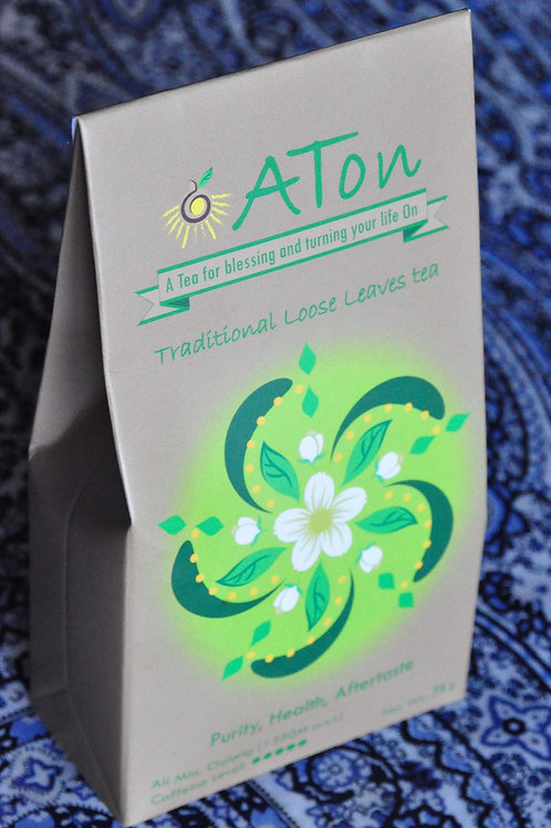 阿里山烏龍茶葉 Ali Mtn. Oolong Tea Traditional Loose Leaves