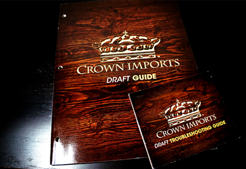 Crown Imports Draft Guide