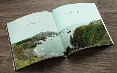 """California With Love"" spread"