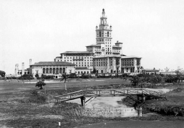 The Biltmore Hotel in the late 1920's