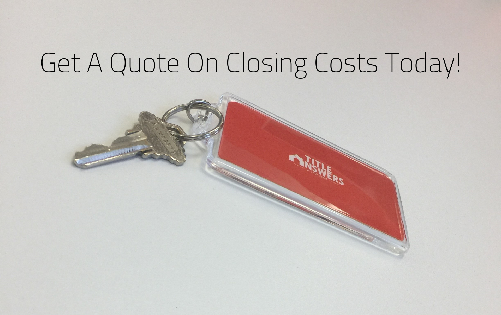 Keys Closing Costs