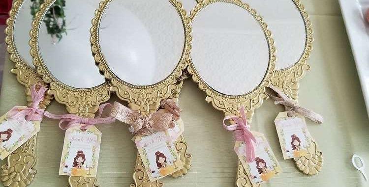 Princess Hand Mirrors