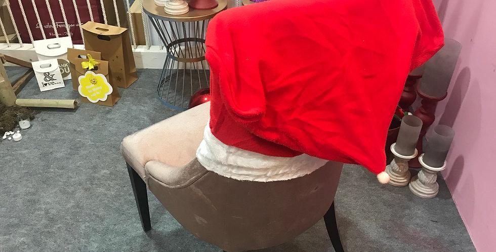 Santa Chair Caps