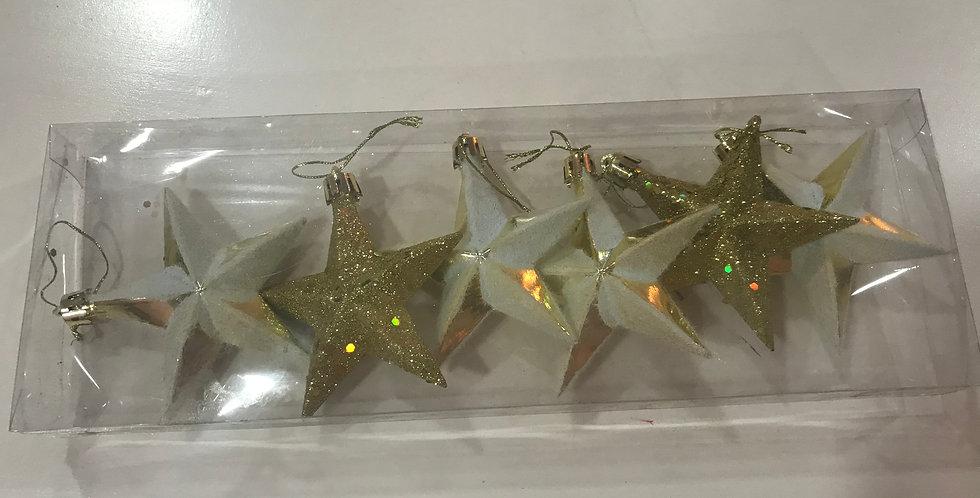 6 Golden Stars