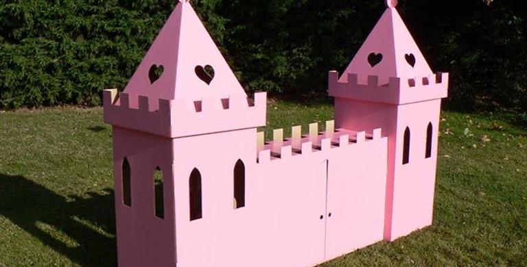Fun Activity for kids : Paint A Big Castle