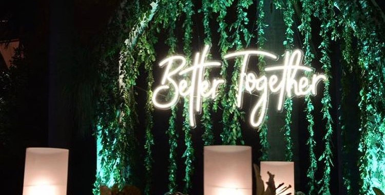 Better Together Photo Wall