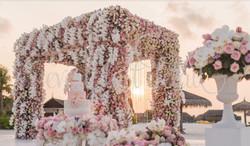 Beautiful Wedding Mandap