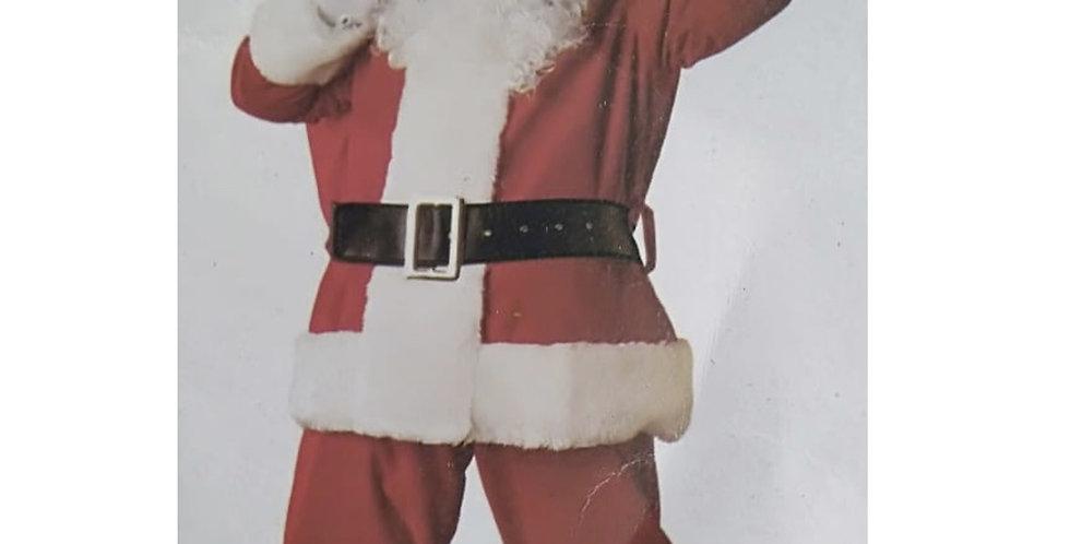 Adult Santa Full Body Suit