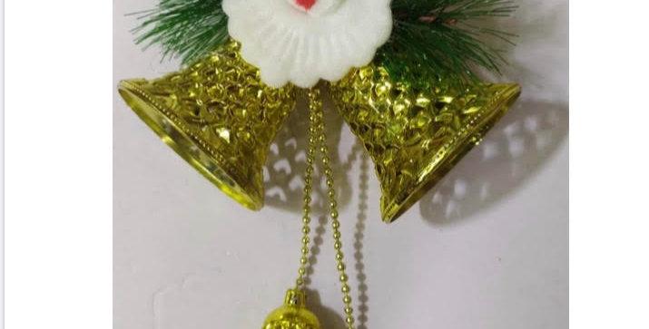 Bell Santa Hanging
