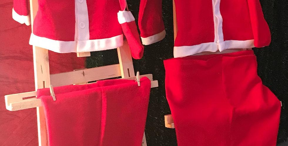 Santa 4-in-1 Body Suit