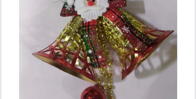 Red Bell Hanging Ornaments