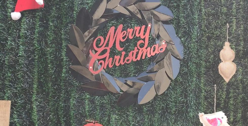 Merry Xmas Outdoor Sign