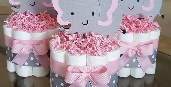 Small Cake Diapers