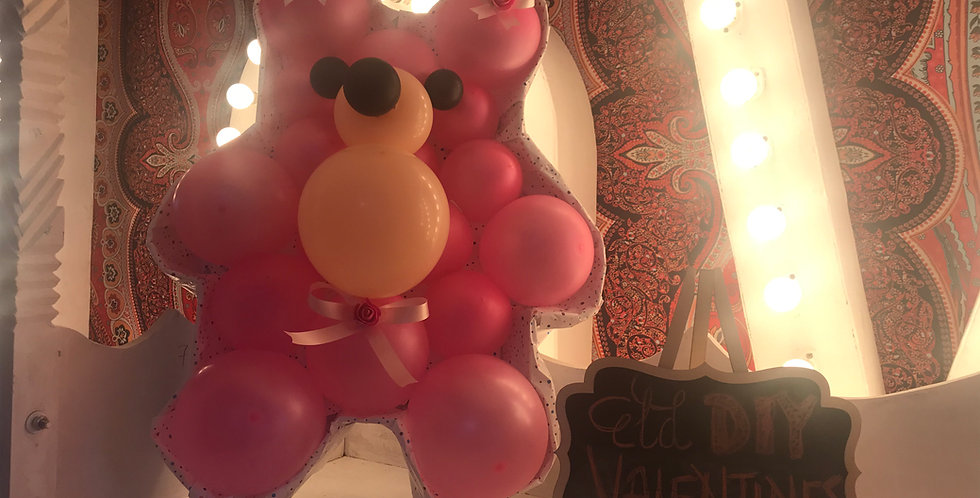 ELD Teddy Balloon Pop UP