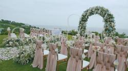 Monsoon wedding 'Renewal of Vows'