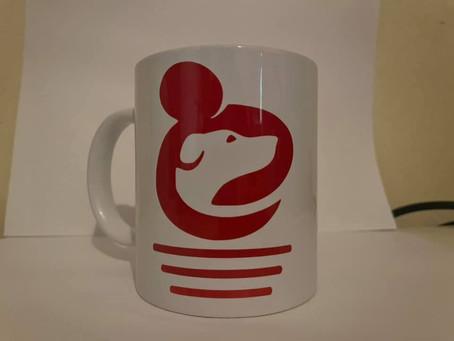 Finca mugs for sale.
