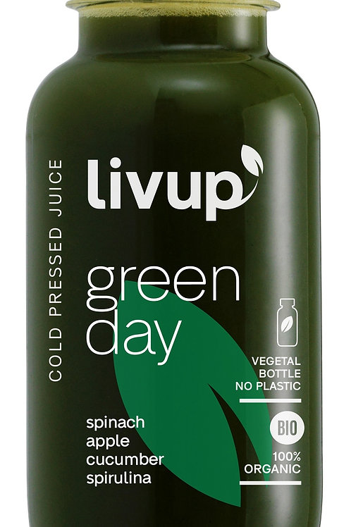 Jus pressé à froid - Green my Day