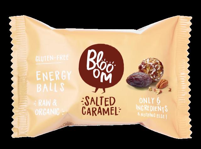 "Blooom Energy Balls ""Salted Caramel"""