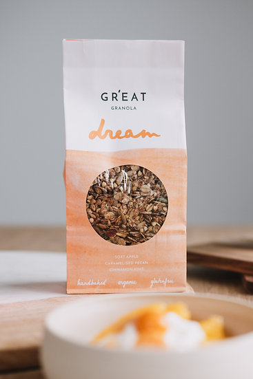"Gr'eat Granola "" Dream"""