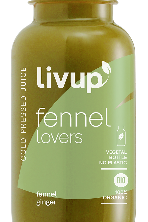 jus pressé a froid - Fennel Lovers