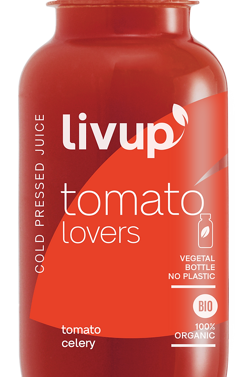 jus pressé a froid - Tomato Lovers