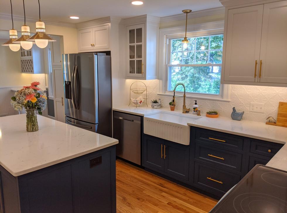 Kitchen Remodel Oct. 2020