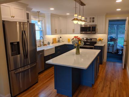 South Windsor Kitchen Remodel