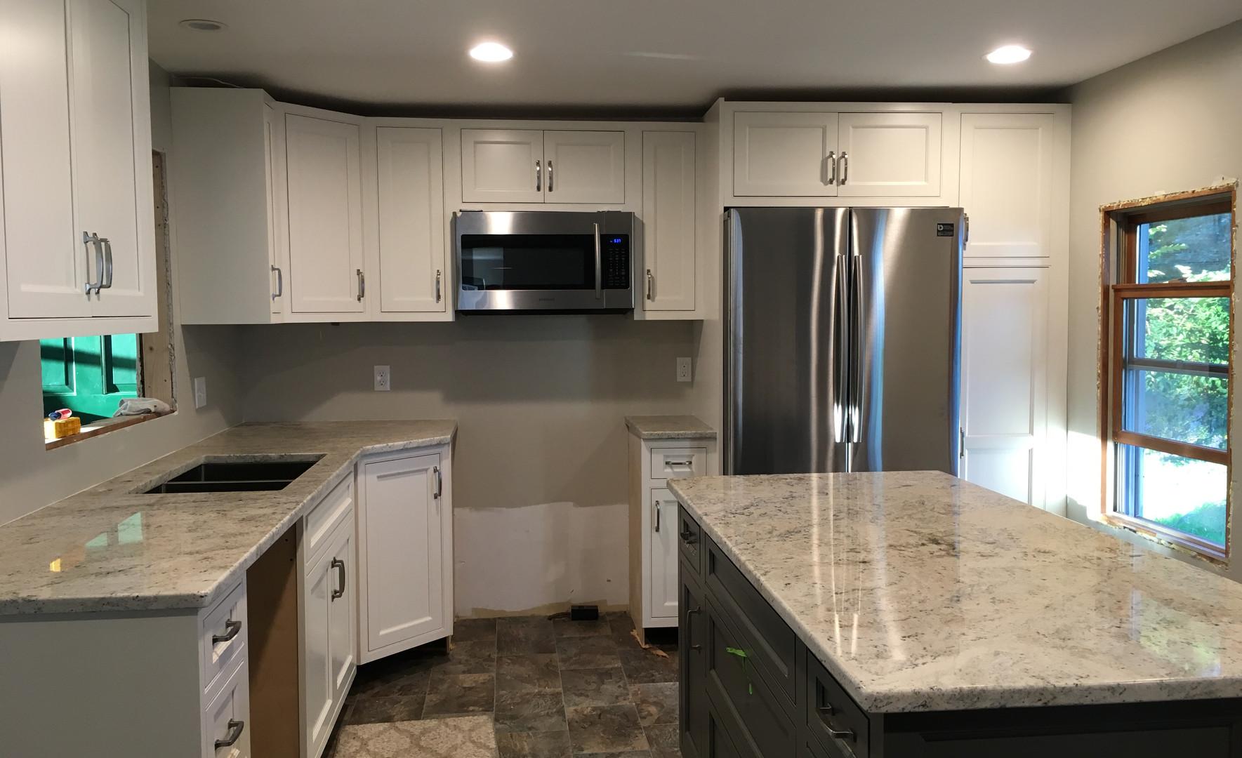 White Dove Kitchen