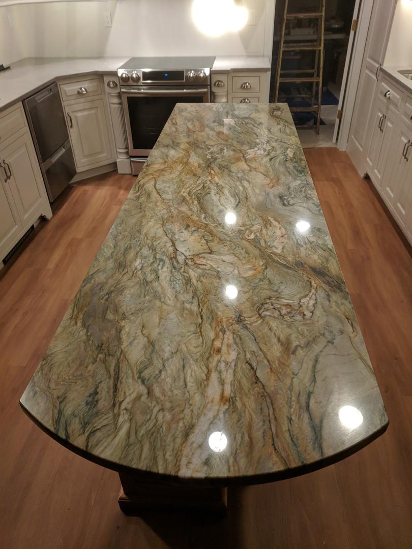 Wild Granite for Island