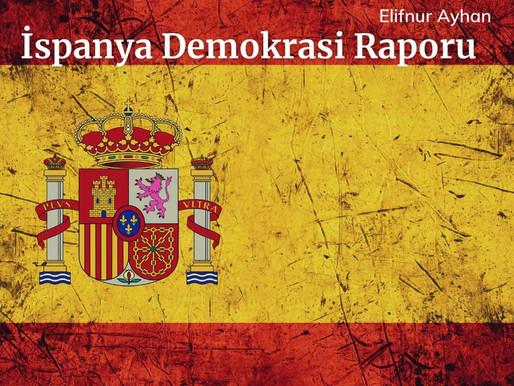 İspanya Demokrasi Raporu