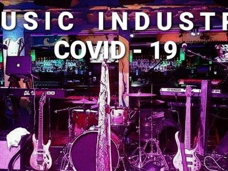 How will Covid-19 change the music industry as we know it?