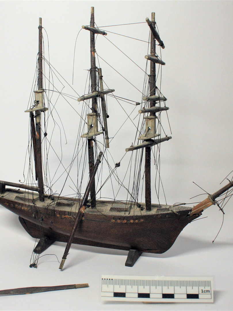 Ship before conservation