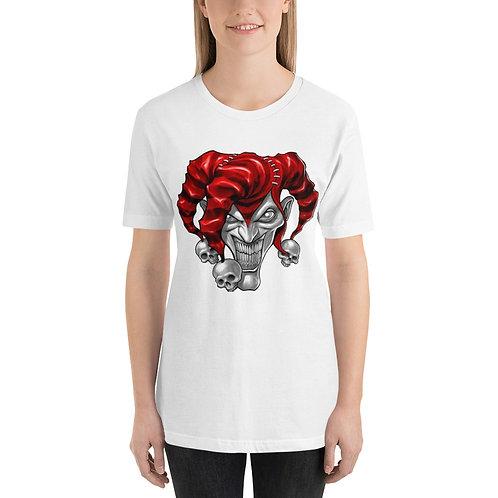 Designer Short-Sleeve Unisex T-Shirt
