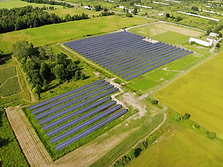Solar farm example, Town of Pompey proposed solar farm overlay district law