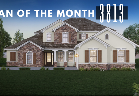 Plan of the Month - 3813