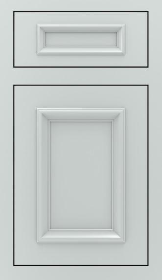 Inset cabinet door
