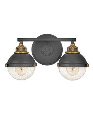 Hinkley Fletcher vanity light