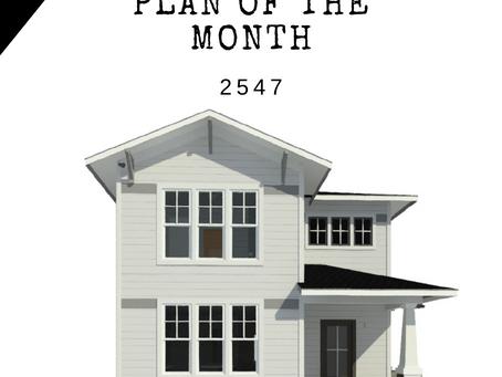 Plan of the Month - Custom 2547