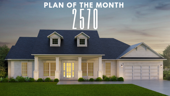 Plan of the Month - 2570