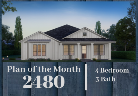 Plan of the Month - 2480