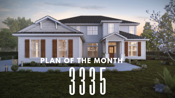 Plan of the Month - 3335
