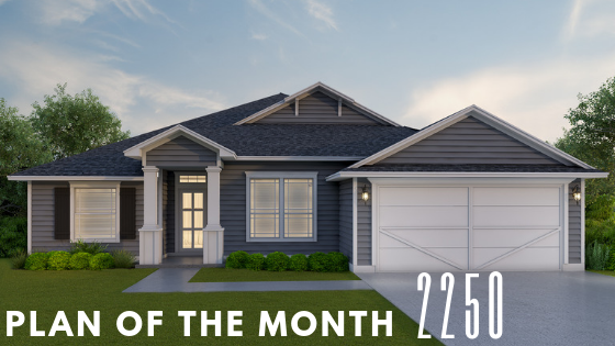 Plan of the Month - 2250