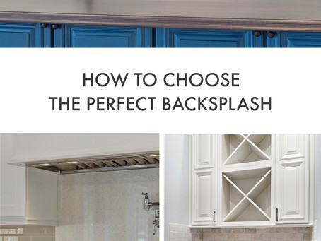 How to Choose the Perfect Backsplash