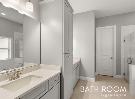 Bath Room Organization