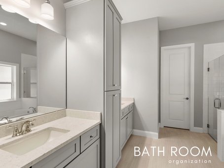 Bath Room Organization