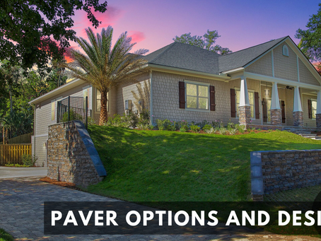 Paver Options and Designs