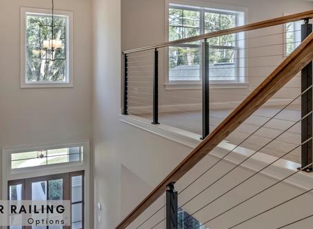 Stair Railing Options