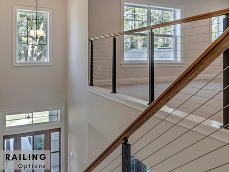 Stair Railing Options